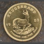 Pfandhaus von Engeln, Shop, Krugerrand Goldmünze