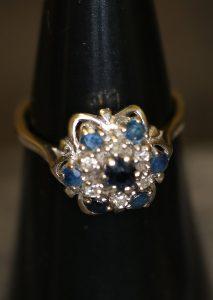 Damen-Goldring-Diamanten- Marke- Pfandhaus-von-Engeln
