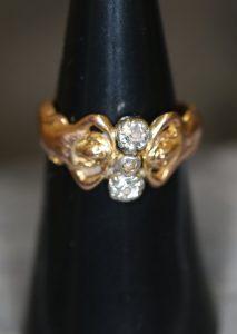 Pfandhaus von Engeln, Shop, Ring, Diamant